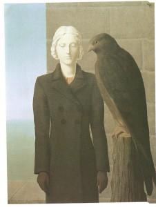 Deep Waters, Rene Magritte